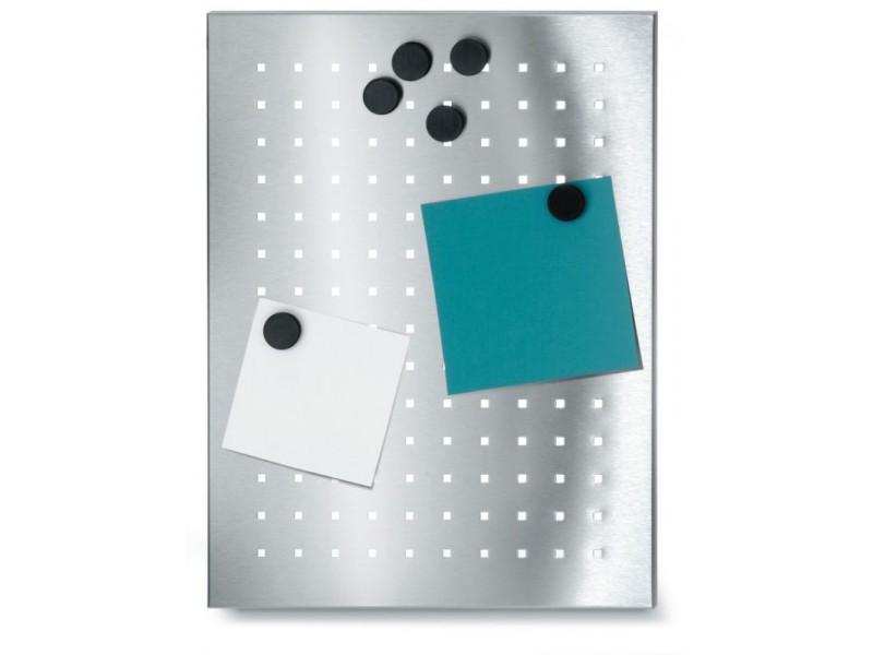 Tablica magnetyczna Blomus Muro z matowej stali nierdzewnej, 30 x 40 cm