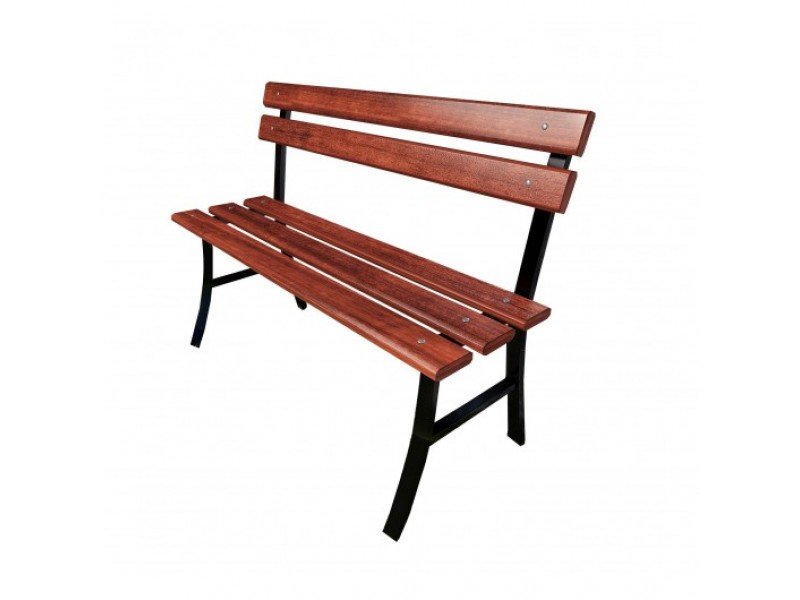 Wysokiej jakości ławka na cmentarz, do ogrodu lub parku
