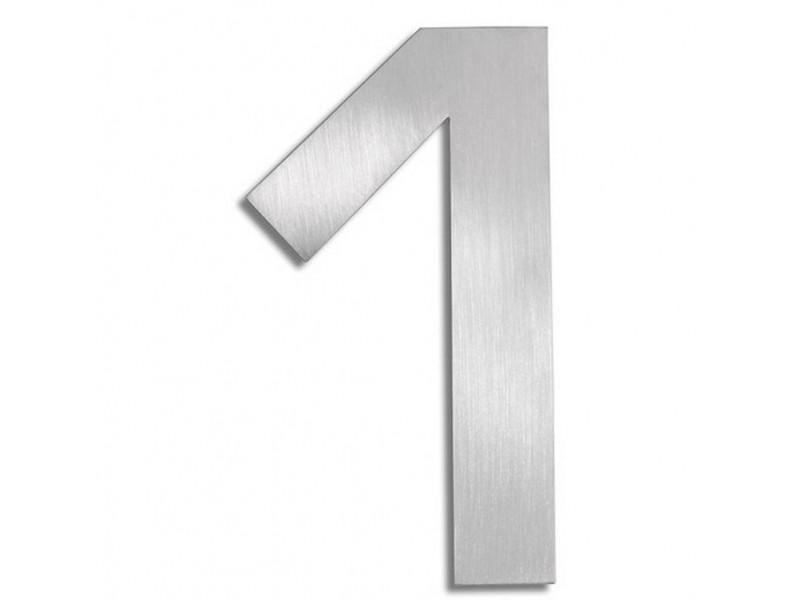 """Duża cyfra na dom lub mieszkanie - """"1"""""""