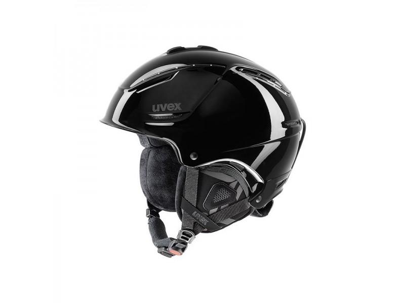 Kask narciarski Uvex p1us gem WL o kobiecym designie