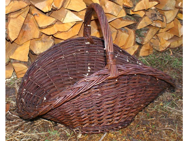 Kosz na drewno kominkowe XL