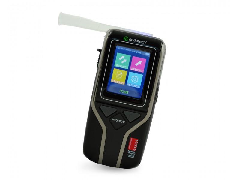 Tester trzeźwości Prodigy S z panelem dotykowym