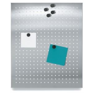 Tablica magnetyczna ze stali nierdzewnej Blomus Muro, 50 x 60 cm