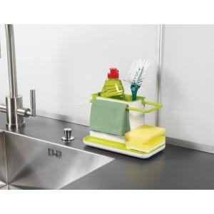 JOSEPH JOSEPH Pojemnik na akcesoria do zmywania CADDY Biało Zielon