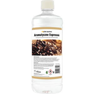 Biopaliwo 1l o zapachu Aromatyczne Espresso