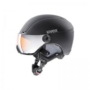 Kask narciarski Uvex Hlmt 400 Visor Style z matowym wykończeniem