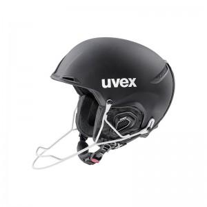 Gigantowy kask narciarski Uvex JAKK + sl w zestawie z gardą