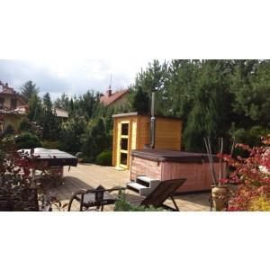 Dreamland Sauna Ogrodowa Domek