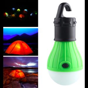 Lampka pod namiot, lampa przenośna, lampa survival