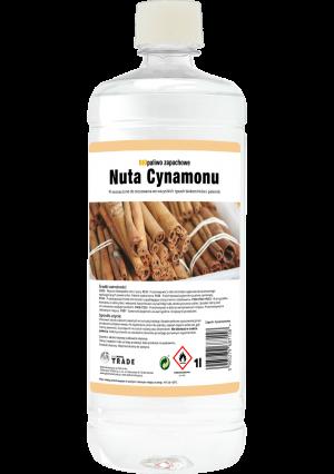 Aromatyzowane biopaliwo 1l Nuta Cynamonu