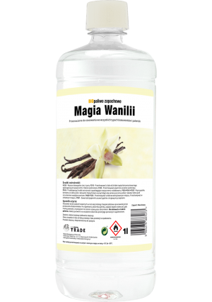 Biopaliwo zapachowe 1l Magia Wanilii