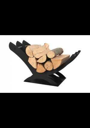 Luksusowy stojak na drewno, dostępny  4 kolorach