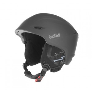 Kask narciarski Bolle Sharp Soft Black