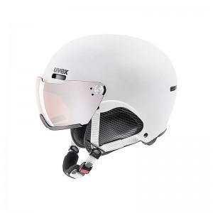 Wysokiej klasy kask narciarski Uvex Hlmt 500 visor z wizjerem
