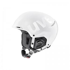 Modny kask narciarski Uvex Jakk+ z systemem octo+