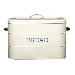 KITCHEN CRAFT Pojemnik na pieczywo, nowoczesny chlebak, styl skandynawski.