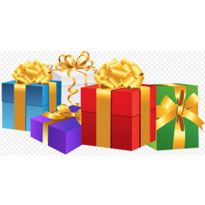 Paczka prezent