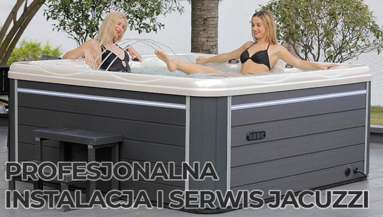 Profesjonalna instalacja i serwis jacuzzi