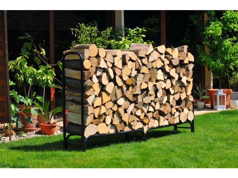 Praktyczny stojak na drewno opałowe GRAB 2