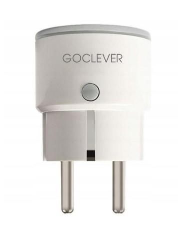 Goclever Inteligentne gniazdko Smart Plug Wi-Fi