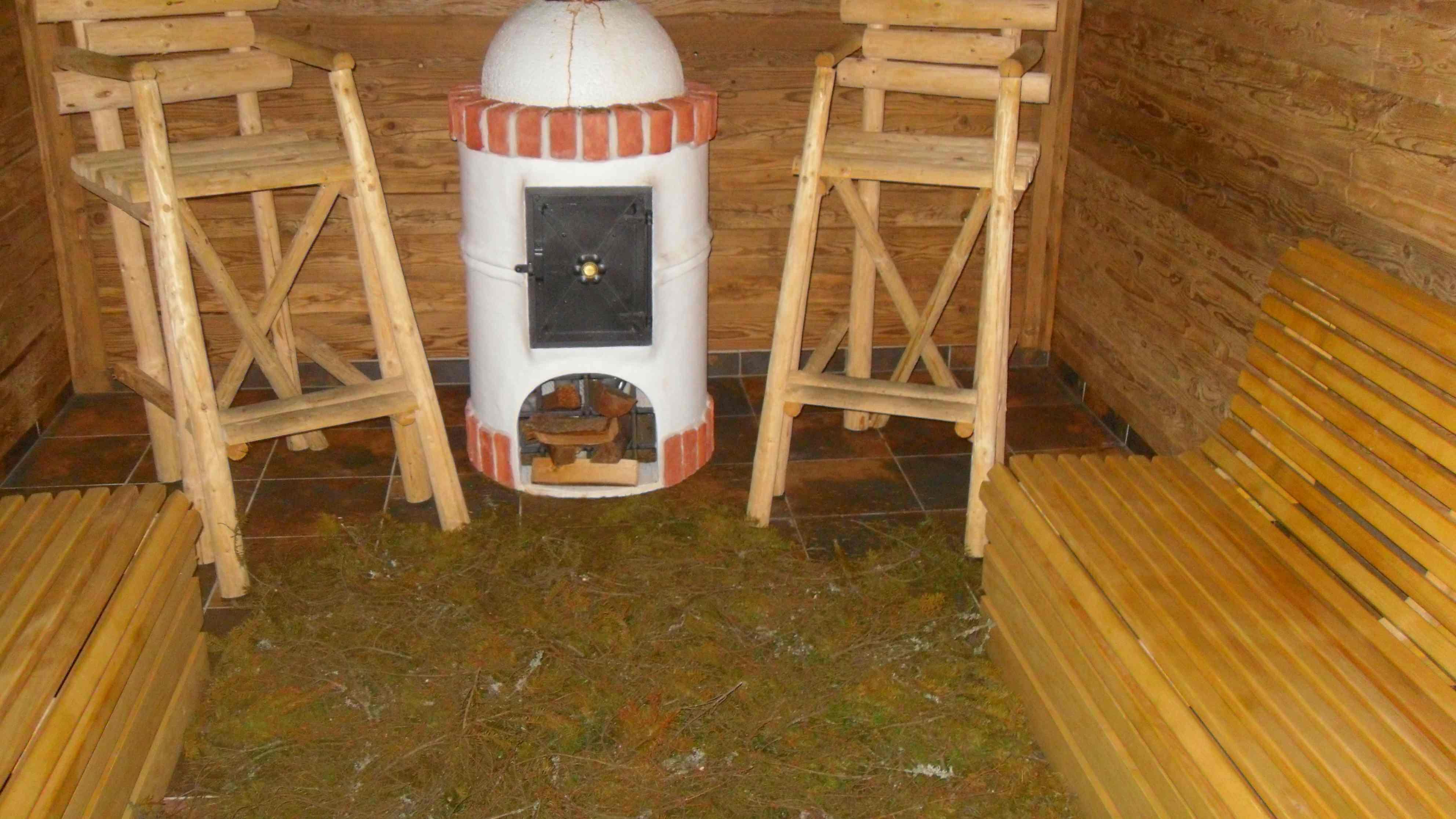 Dobrze dobrany piec do sauny