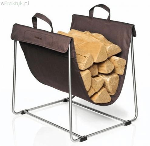 stojak na drewno, przenoszony