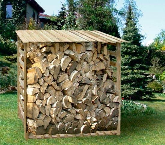 drewutnia z podstawą