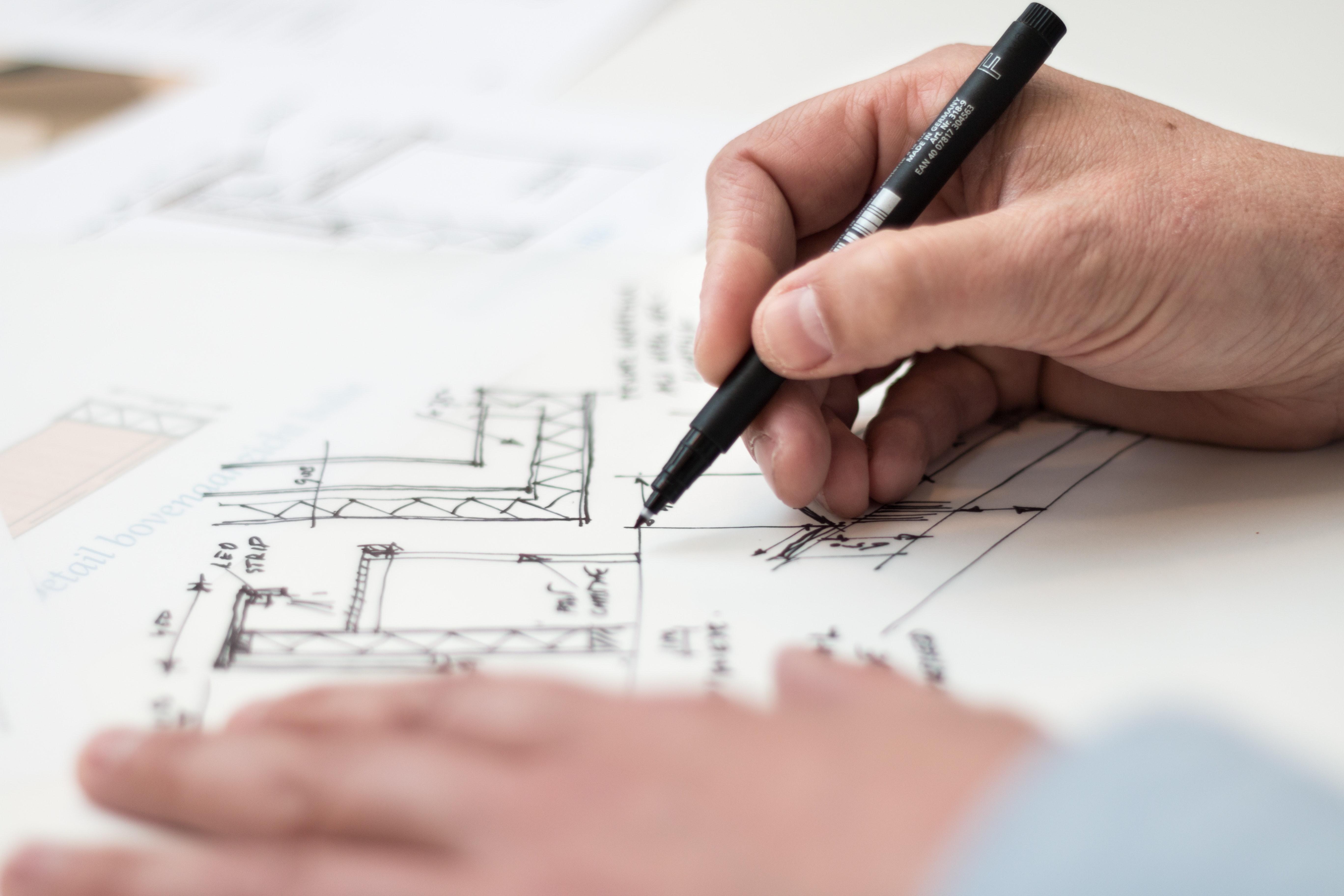 Koszty budowy domu - projektowanie