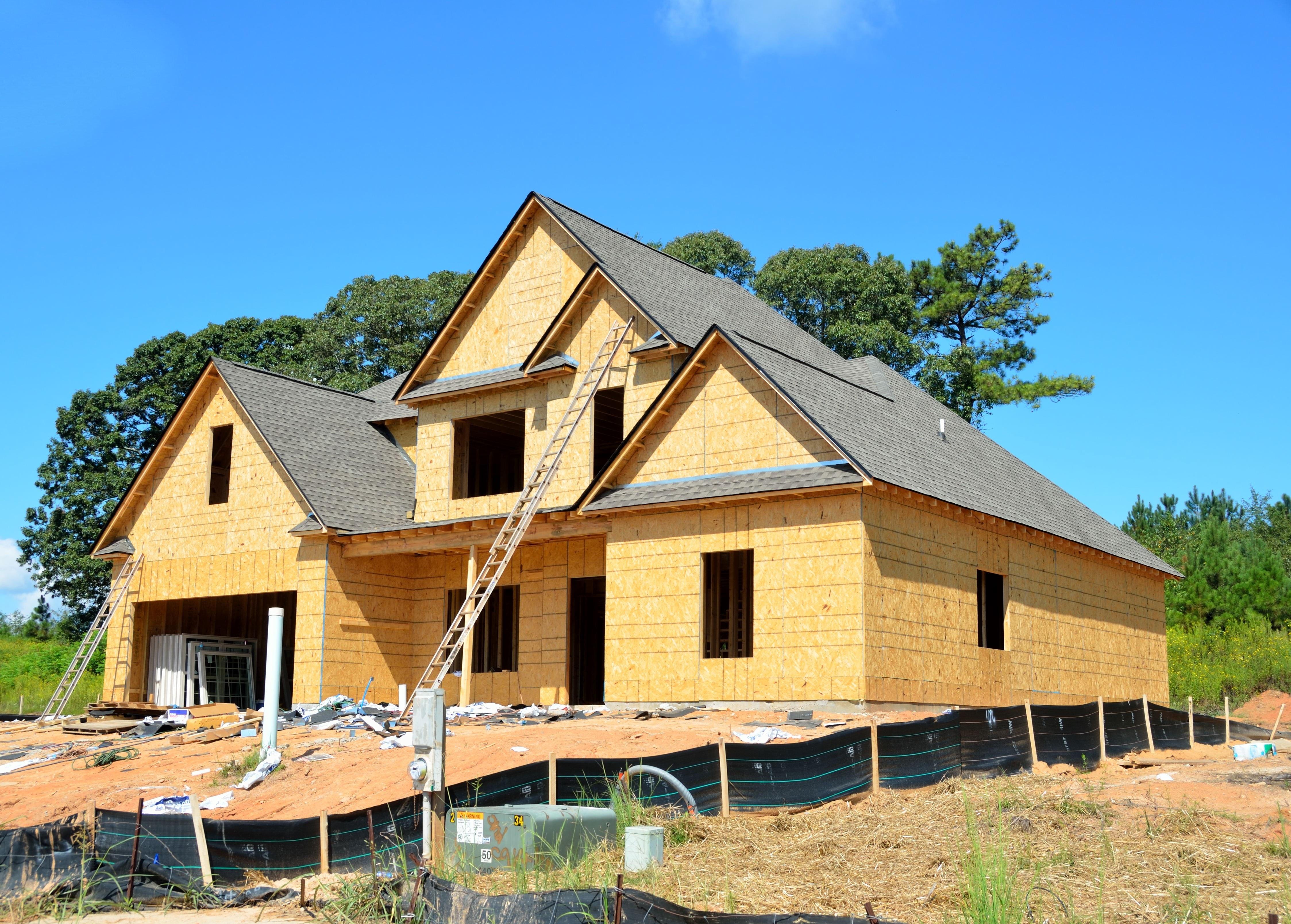 Budowa domu - stan deweloperski