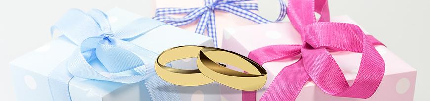 5 wystrzałowych pomysłów na prezent ślubny zamiast kwiatów
