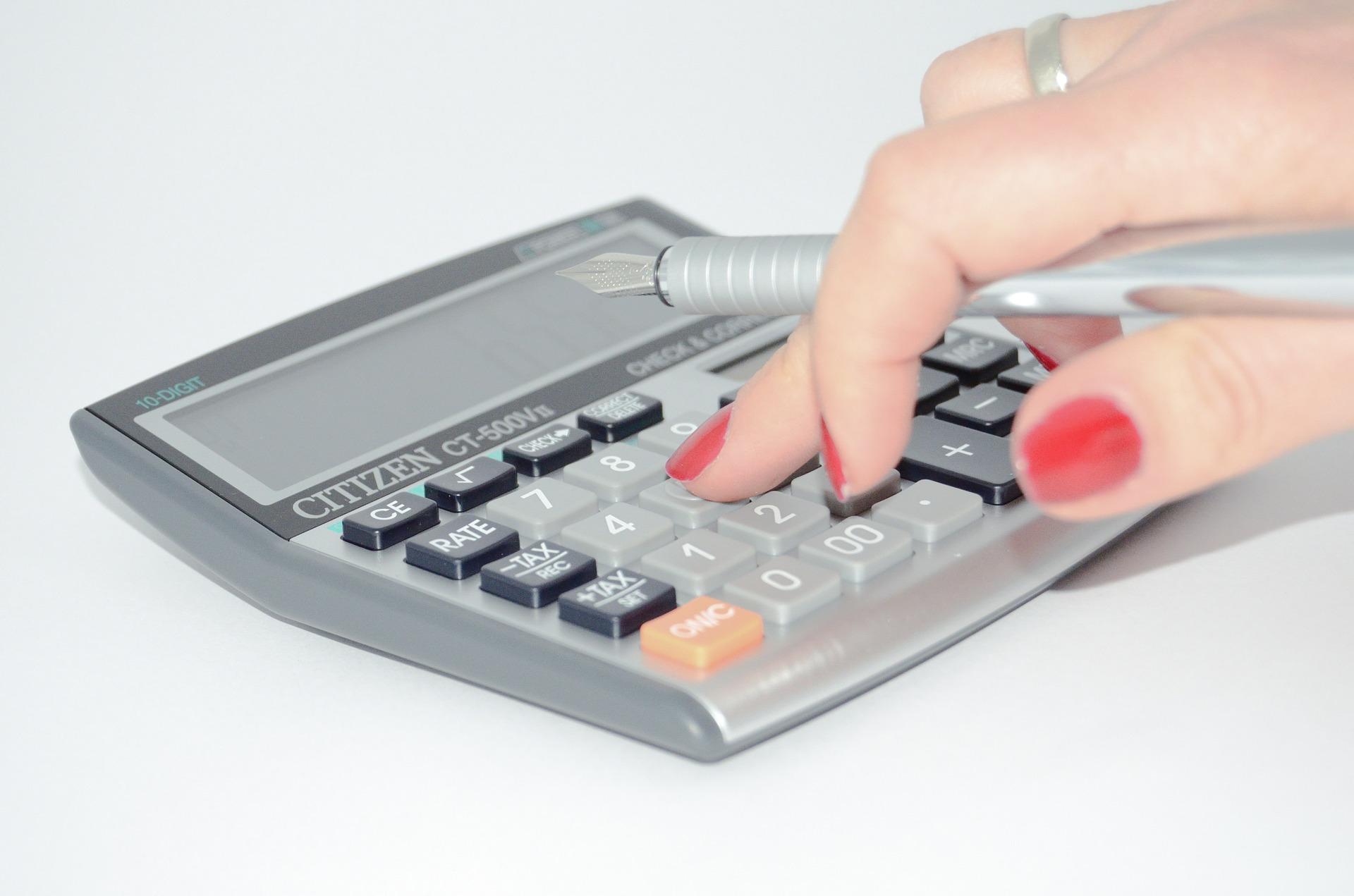 Nieodpowiednia kalkulacja kosztów i wydatków