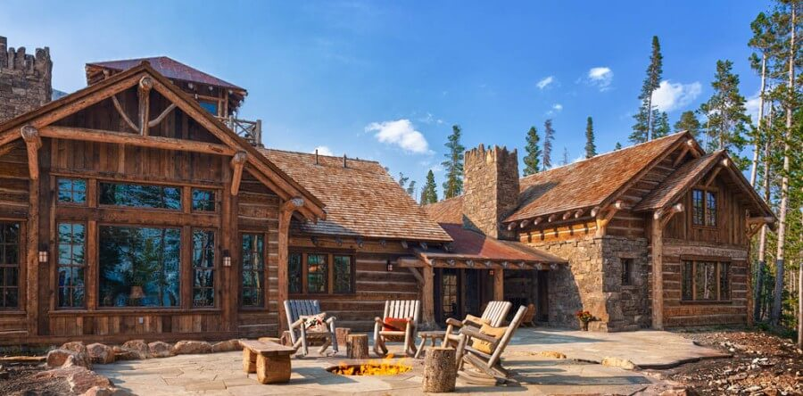 Dlaczego warto zbudować dom z bali?