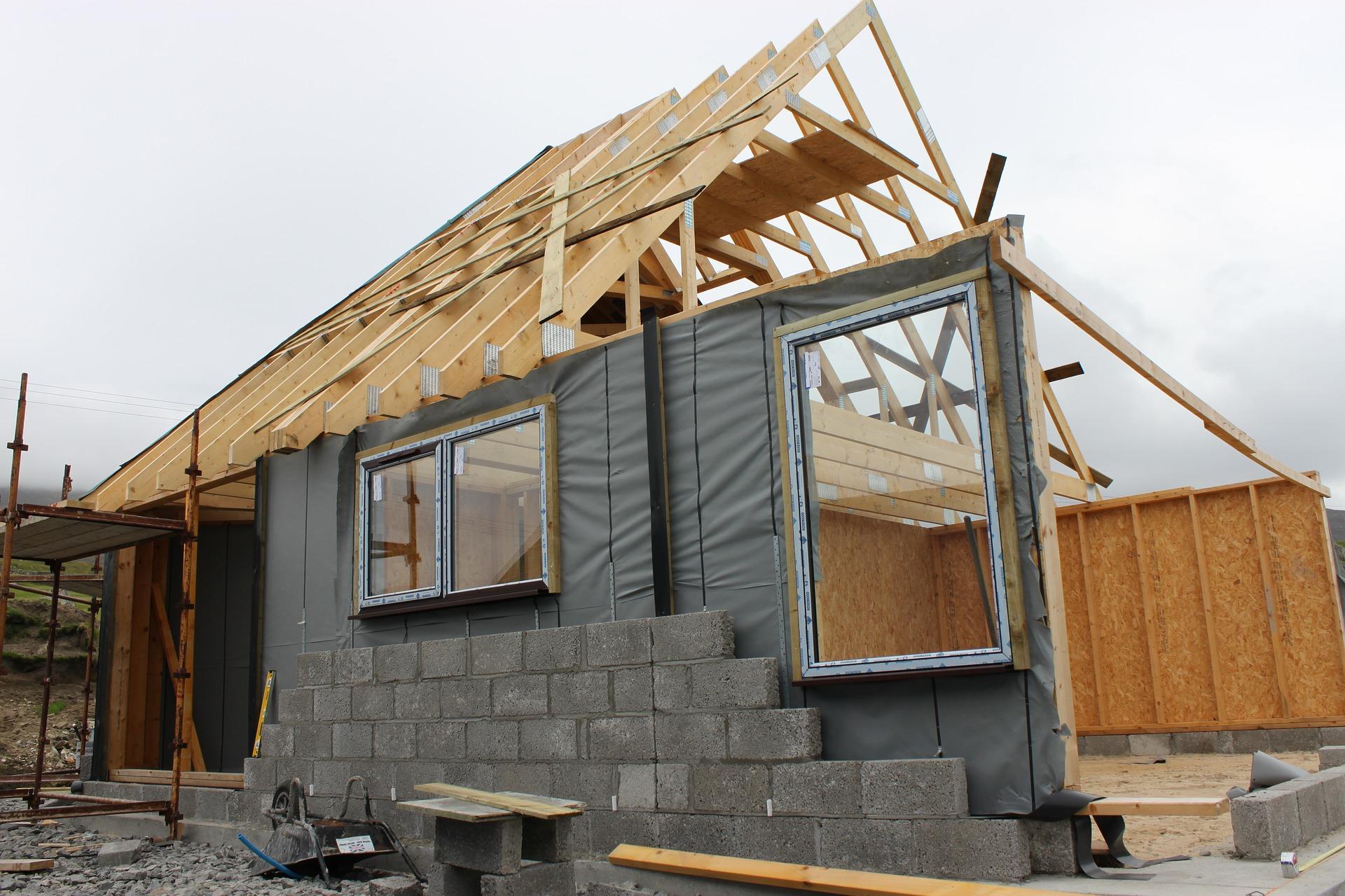 Budowa domu - błędy