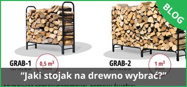 Jaki stojak na drewno wybrać?