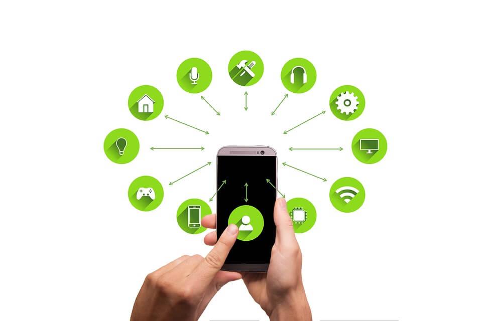 Sterowanie domem przez smartfona