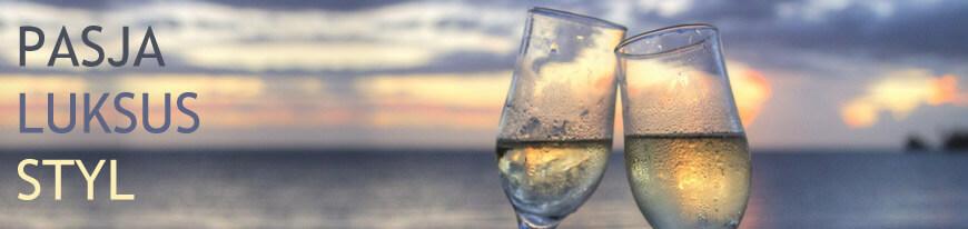 zestawy do wina - pasja luksus styl